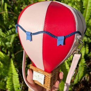 NWT Kate Spade Hot Air Ballon 🎈Crossbody